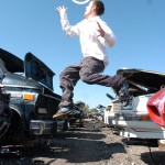 junk yard air time